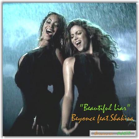 3gp клип beyonce and shakira beautiful liar: